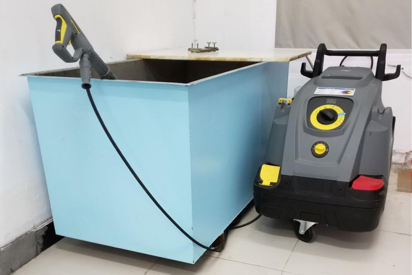 涂层蒸汽喷射试验机