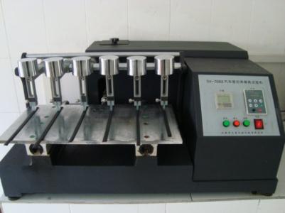 高密度EPDM涂层载荷耐磨试验机