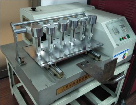 低密度EPDM涂层载荷耐磨试验机